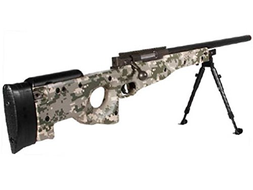 UTG Sport Airsoft Shadow Ops Sniper Rifle,...