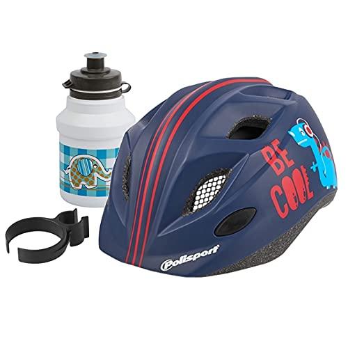 P4B Juego de casco para bicicleta infantil Be Cool en S (52