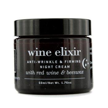 Vino Elixir Anti-Arrugas y Reafirmante Crema de Noche 50ml/1.7 oz