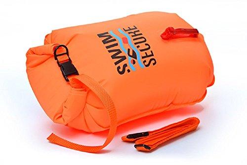 Swim Secure–Inflatable Dry Bag 28l, Farbe Orange