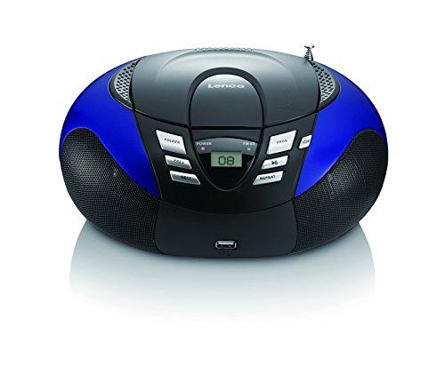 Lenco Radio mit CD/MP3-Player SC...