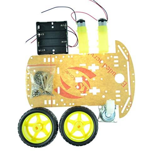 Inteligente Inteligente Sensor Seguimiento Línea Seguidor Robot Coche Módulo DIY Kit Azul y Amarillo