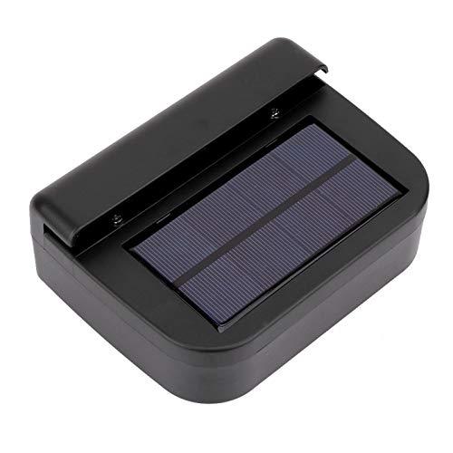 Ventilador de ventilación para coche, extractor de aire para coche, energía solar para carros, coches universales, camiones para coches