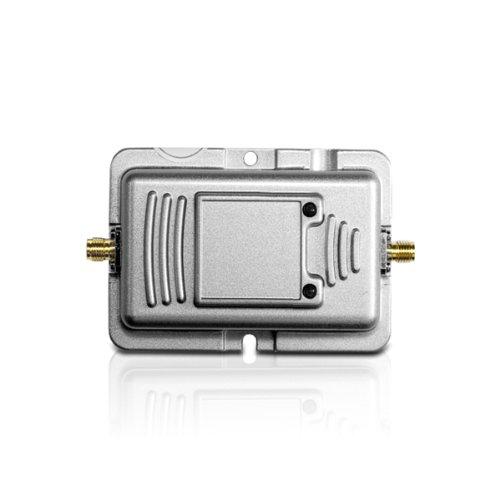 Aktiver Mini Booster, WLAN Verstärker für Wifi Netzwerke, Long Range, Richtfunk, Empfang verbessern, Expansion, Erweiterung