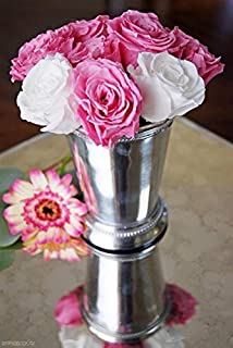 Mint Julep Cup Silver 4.5in - Wedding Event and Home Decor