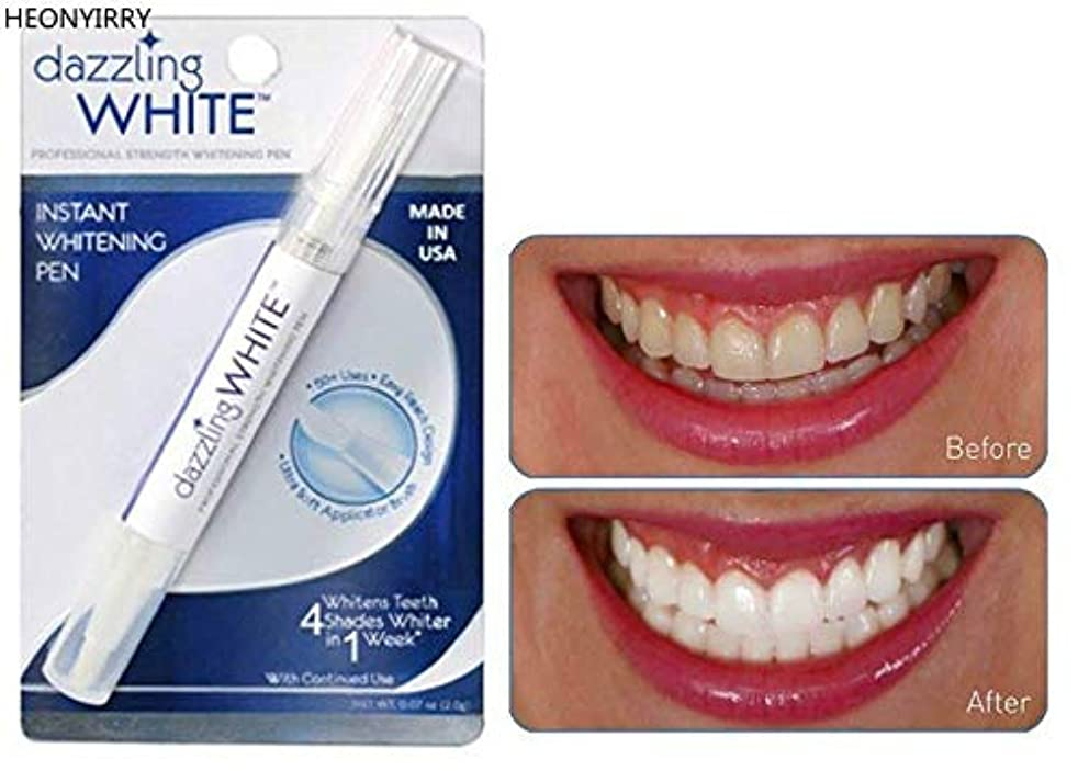 関与するマウント免疫する(ベストプライス - 5個入りホワイトニングペン - 回転式過酸化物ジェル歯磨きキット歯科ホワイトニングペンホワイトニング歯磨き粉+無料ギフト(歯ホワイトニングパウダー) (Best Price - 5 pcs Teeth Whitening Pen - Rotary Peroxide Gel Tooth Cleaning Bleaching Kit Dental Dazzling White Teeth Whitening Pen Blanqueador Dental) + FREE GIFT (Teeth Whitening Powder) .
