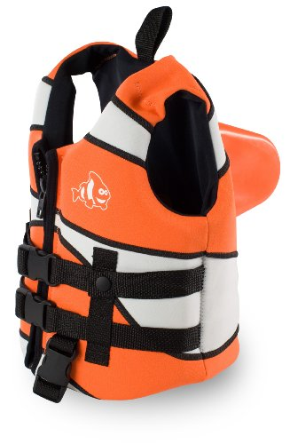 Great Features Of SwimWays Sea Squirts Life Jacket