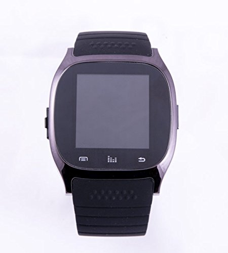 SmartWatch Swiss-smart Berna Noir IPS-touchscreen, Bluetooth 3.0