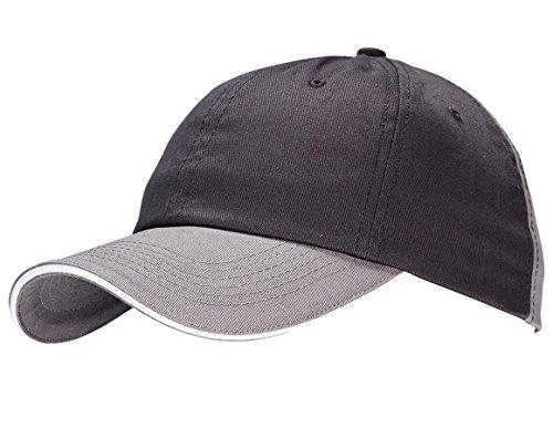 Engelbert Strauss CAP Farbe Graphit / Zement, Qualität und Arbeitskleidung
