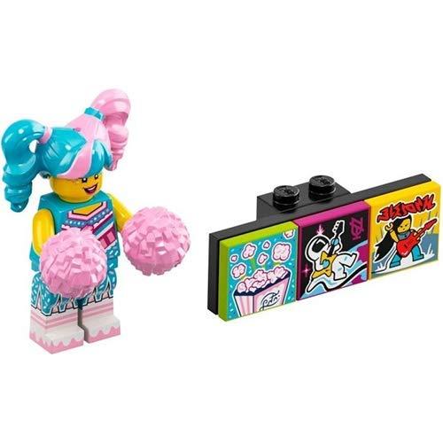 LEGO VIDIYO Bandmates Series 1 Minifigura de animadora de algodón de caramelo 43101