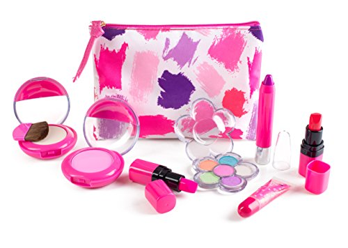 Girl Power Deluxe Washable Makeup Set by Make it Up