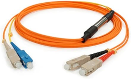 AddOn 2M Fiber Optic Mode Conditioning Patch Cable (2X SC 62.5/125 to SC 62.5/12