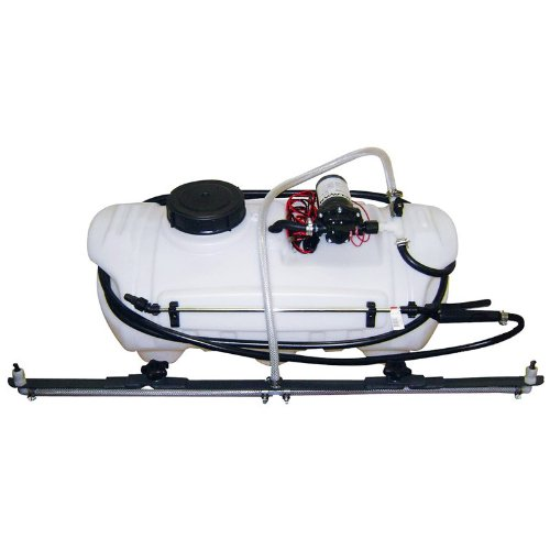 Precision Pet - Pulverizador (55 litros) - Rampa > 1,1m + lanza > 4,5 m para Quad
