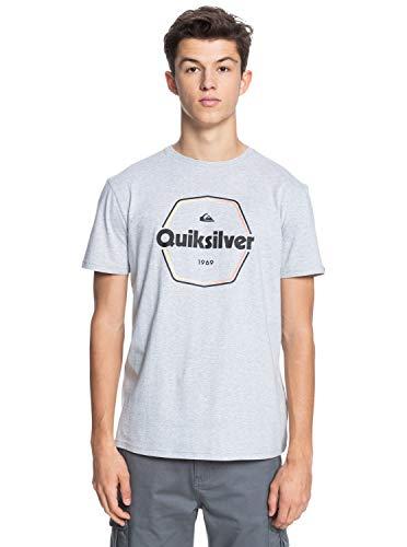 Quiksilver™ Hard Wired Tshirt for Men Tshirt Männer XL Grau
