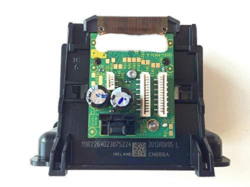 GzxLaY Cabezal de impresión de Repuesto Hp688 CN688 CN688A Cabezal de impresión/Ajuste para - HP / 3070 3070A 3520 3521 3522 3525 5525 4610 4615 4620 4625 5510 5514 5520