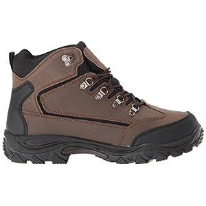 Wolverine Men's W05103 Spencer Boot, Brown/Black,10 M