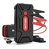 Car Jump Starter, BUTURE 1600A Peak 20000mAh Portable Car Battery Starter (up to 8.0L Gas/7.0L Diesel Engines) Auto Battery Booster Pack with Smart Safety Jumper Cable, QC3.0 USB Outputs
