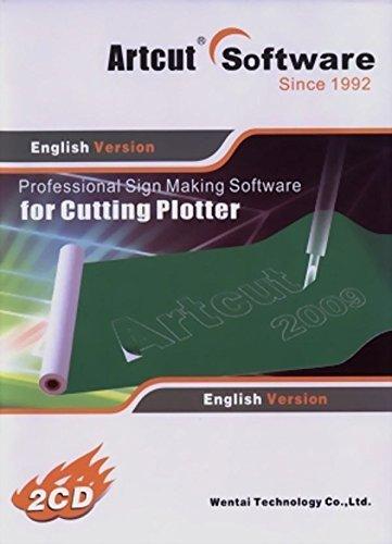 ArtCut 2009 deutsch Schneidesoftware für Schneideplotter