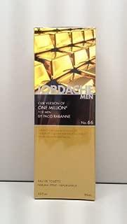Jordache No 66 Version for Men One Bottle of 3.0 Ounces