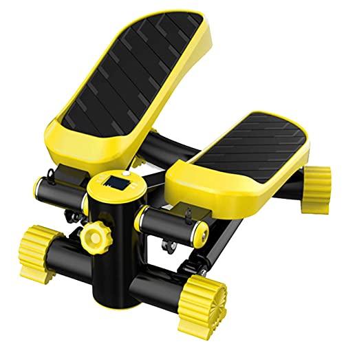 yunyun Mini Bicicleta,con Pantalla LCD para Entrenamiento De Brazos Y Piernas Minibicicleta Ajustable Ejercicio Portátil Casa Pedal para Fitness