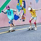 Zoom IMG-2 hikole skateboard tavola completa 31
