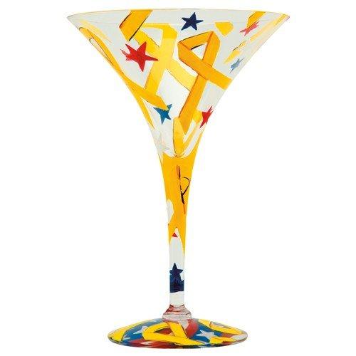 Lolita Love Copa de martini para «Yellow Ribbon»