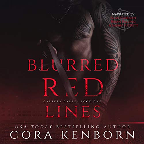 Blurred Red Lines cover art