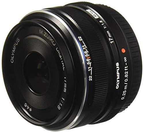 OLYMPUS単焦点レンズM.ZUIKODIGITAL17mmF1.8ブラック