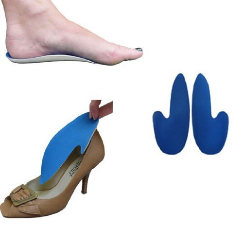 Balancing Insoles For Ladies / Womens Shoes (895) Support & Balance your Feet. by LIME SHOP