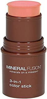 Mineral Fusion 3-in-1 Color Stick, Terra Cotta.18 Ounce