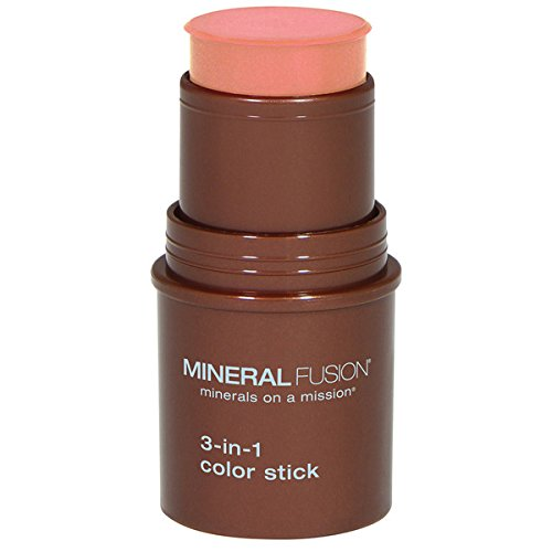 Mineral Fusion 3-in-1 Color Stick, Terra Cotta (Packaging May Vary)