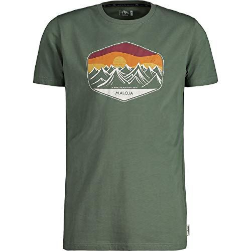 Maloja DuegenM. T-Shirt Men Größe XL Cypress