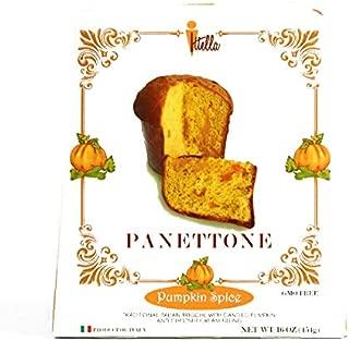 Pumpkin Chestnut Panettone 16 oz each (1 Item Per Order, not per case)