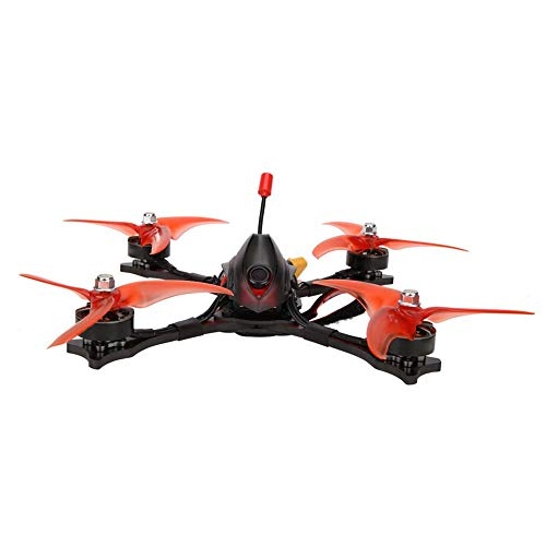 Demeras Remote Control Racing Drone RC Nano Pocket Quadcopter Christmas Birthday Gifts Outdoor Sport Game(1700KV(6S) PNP)