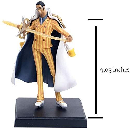 One Piece: Kizaru Borsalino One Piece (Figura estática) - 9.05 H (23cm)