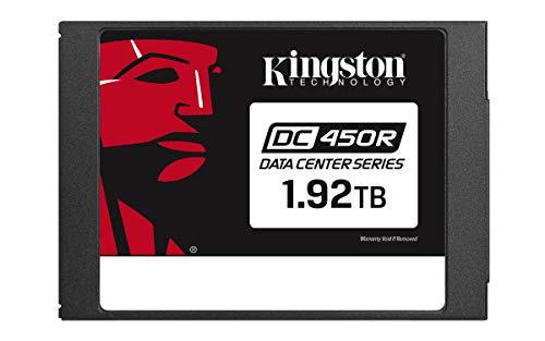 Kingston Data Center DC450R SEDC450R/1920G SSD - 6GB/s SATA-Speicher für leseorientierte Workloads