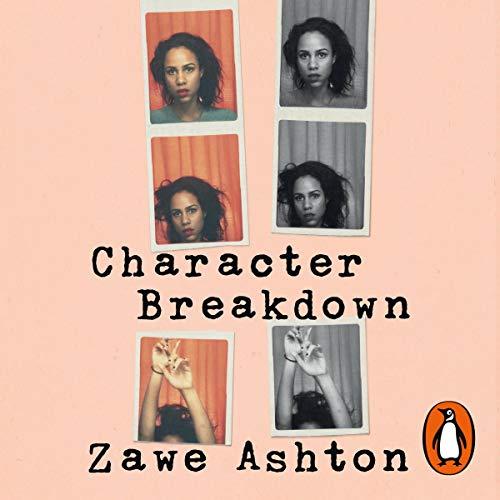 Character Breakdown cover art