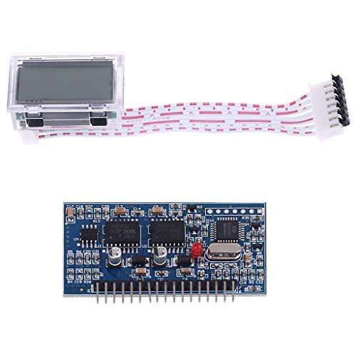 TAIYANBESTピュア正弦波ジェネレーターインバーターブーストドライバーボードEGS002 + IR2110LCDモジュール