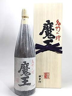 魔王 桐箱入(魔王印字 正規箱) 25度 1800ml 芋焼酎