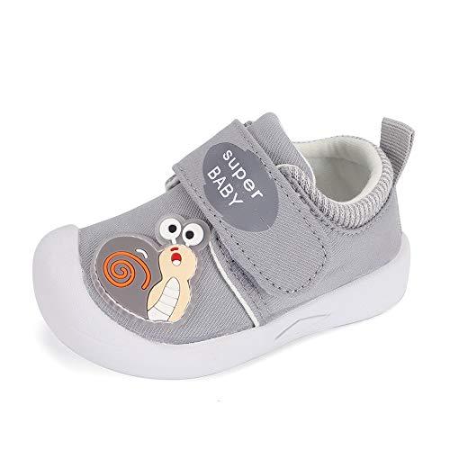 MK MATT KEELY Zapatos para Bebé Primeros Pasos Zapatillas Bebe Niña Bebe Niño 0-2 año de Edad