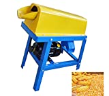 INTBUYING 220V Electric Corn Maize Thresher Sheller Threshing Machine Agricultural Tool