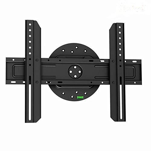"Black Full-Rotation Fixed/Flat Wall Mount Bracket for Sharp PN-Y555 55"" inch LED Digital Signage - Fixed/Flat/Rotating"