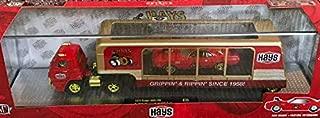 M2 Machines Auto Haulers Hays 1970 Dodge L600 COE and 1971 Plymouth Hemi Cuda Chase 1 of 750