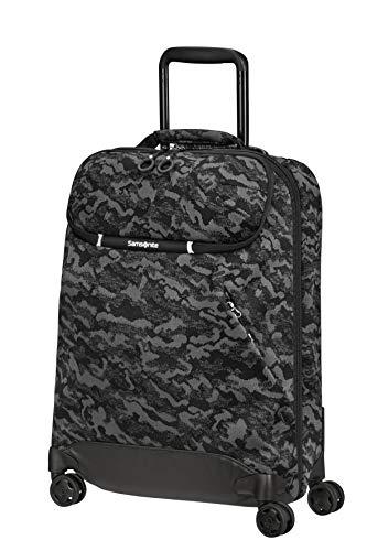 Samsonite Neoknit - Travel Duffle with 4 Wheels S, 55 cm, 36.5 Litre, Multicolour (Camo Black)