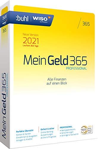 WISO Mein Geld Professional 365 (aktuelle Version 2021)