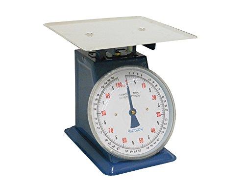 Stube professionele weegschaal mechanisch draagvermogen 100 kg 200 g cm 31 x 229 x 33 490/100