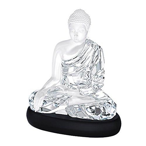 SWAROVSKI Buddha Crystal Figurine