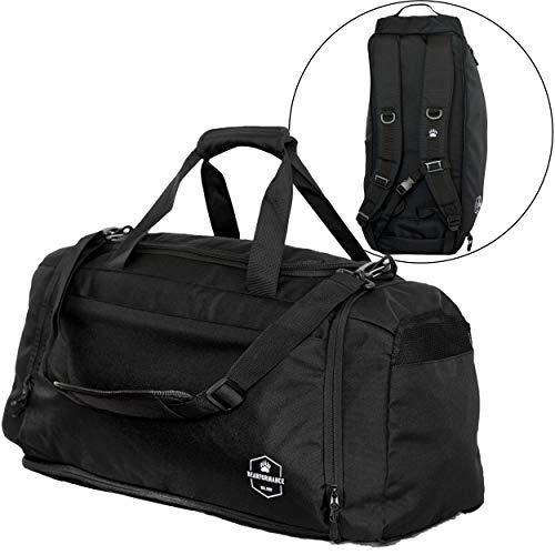 Bearformance® Ultimate Sportbag (Schwarz, XL)