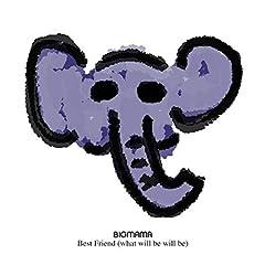 BIGMAMA「Best Friend (what will be will be)」の歌詞を収録したCDジャケット画像
