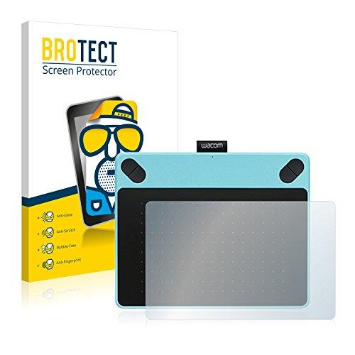 brotect Pellicola Protettiva Opaca Compatibile con Wacom Intuos Comic Pellicola Protettiva Anti-Riflesso (2 Pezzi)